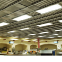 Hidria-GIF: demountable ventilated ceiling