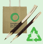 Recycled and Environmentally Friendly Products