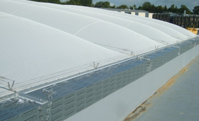ETFE Systems: Acoustic