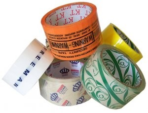 Printed Packaging / Parcel Tapes
