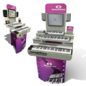 Novation Keyboard POP Displays