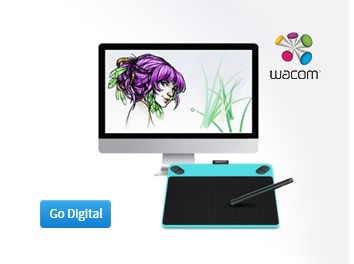 Wacom - Digital Displays & Graphics Tablets
