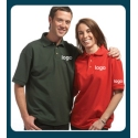 Polo shirts - printed or embroidered