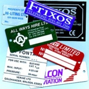 Labels and Nameplates