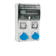 Socket Distribution Board System