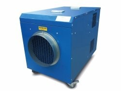 3 Phase Fan Heaters