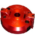 Adjustable chamfer block