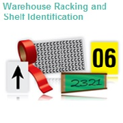 Warehouse, stock control and shipping labels