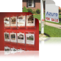 Estate Agency - For Sale Boards - Sold Slips