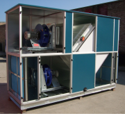 High Efficiency Heat Recovery Air Handling Units