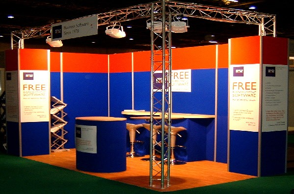 Eco Friendly Exhibition System