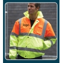 High Visibility Vests, Waist Coats - printed or embroidered