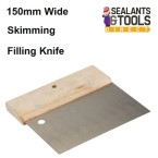 150mm Wide Filler Knife Skimming Blade 245129