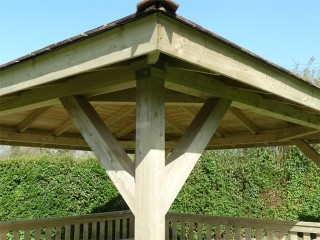 Timber Shelters South Wales