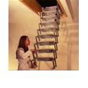 Fixed Vertical and Retractable Ladders