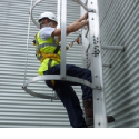 Ladder Vertical Fall Arrest Systems