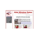 Able Shutter Services Ltd