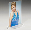 Table Top Display - Acrylic Menu Holder