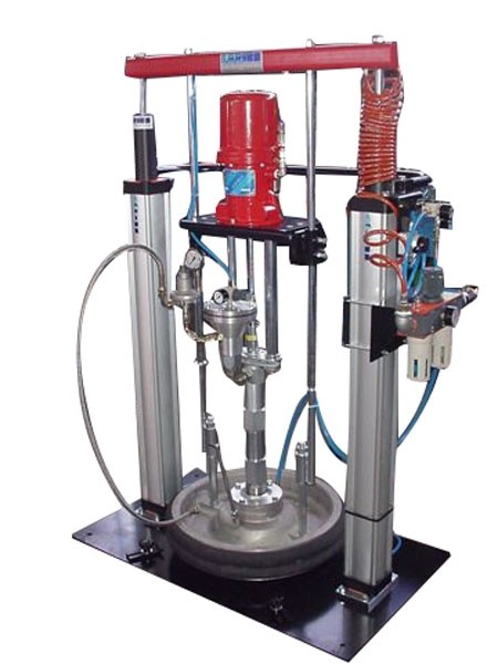 Industrial Pumping and Extrusion Systems