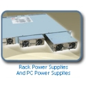 Rack Power Supplies And PC Power Supplies