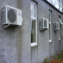 Ground Source Heat Pumps (suitable for much larger premises ie schools/hospitals)