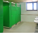 Toilet Partitions and Lockers