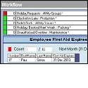 Focus Workflows - Attendance Monitoring
