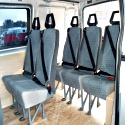Mini bus seats and conversions