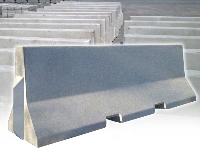 Concrete Security Barriers
