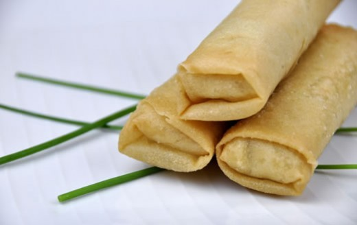 Spring Roll Pastry