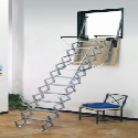 Commercial access ladders