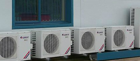 Air conditioning and refrigeration unit repairs