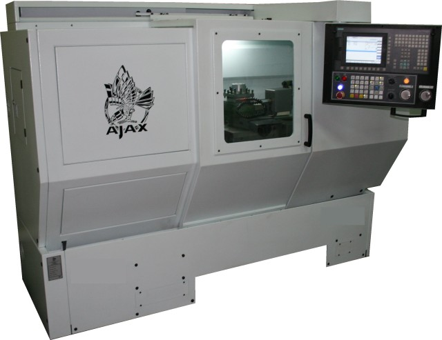 FLAT BED CNC LATHES