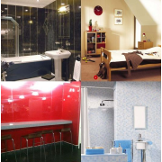 Bathroom and Decorative Panels