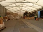 Marquees - Temporary Warehouses