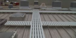 ** Evowalk Plastic Rooftop Walkways **