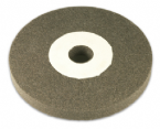"100mm(4"") x 13mm(1/2"") x 19.05mm(3/4"") A 36 Hard V Grinding wheel"