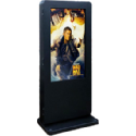 Floor Standing Digital Kiosks for Outdoor use