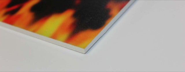 Printed Foamex Boards