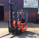 Used Forklift Truck Sales