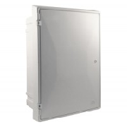 Electric Meter Box Recessed