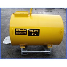 Steel Waste Oil Tanks