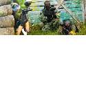 Private paintball in Bratislava