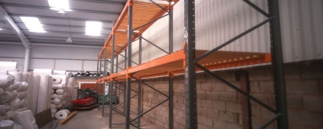Pallet Racking Systems new and used