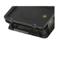 ESD Safe  Conductive WEZ Containers