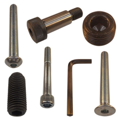 Socket Products - Screws and Bolts