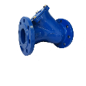 Y-Strainer, Flanged