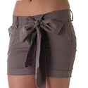 MINI SHORTS WITH BOW