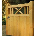 A Range of Traditional Wooden Garden Gates