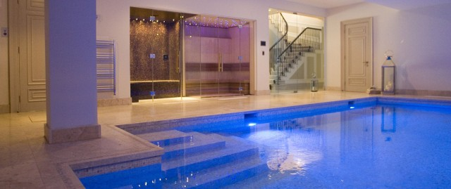 Stone for Pools and Spas